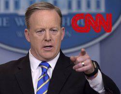 """CNN reacciona a su veto en la Casa Blanca: """"Estas son las represalias por contar lo que ellos no quieren"""""""