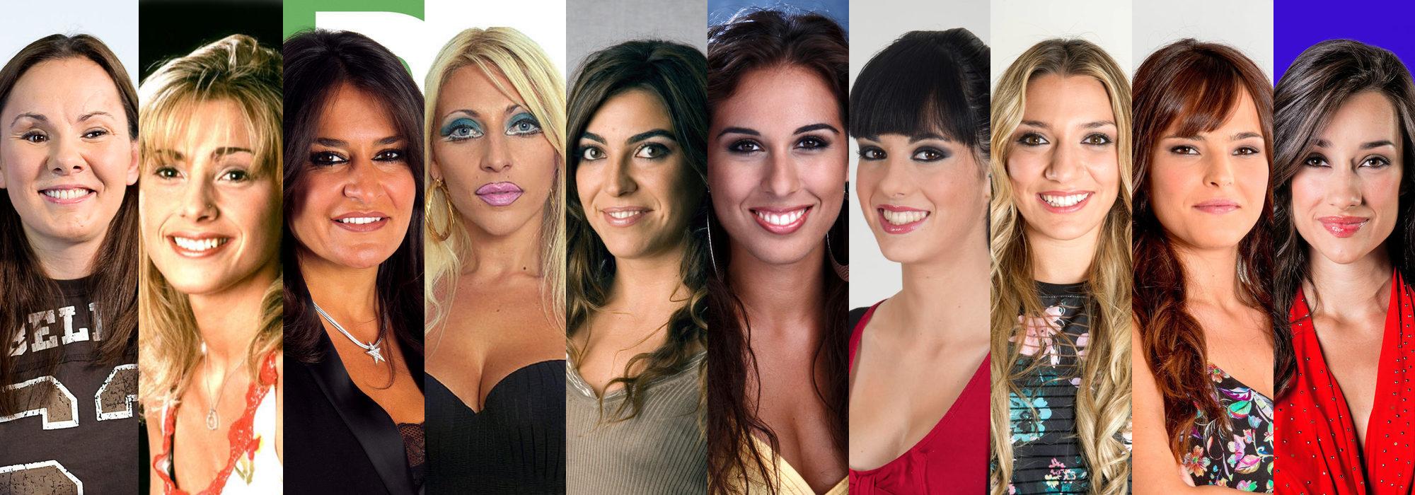 Actriz Porno Expulsada Gran Hermano las mujeres en 'gran hermano': de primeras expulsadas a