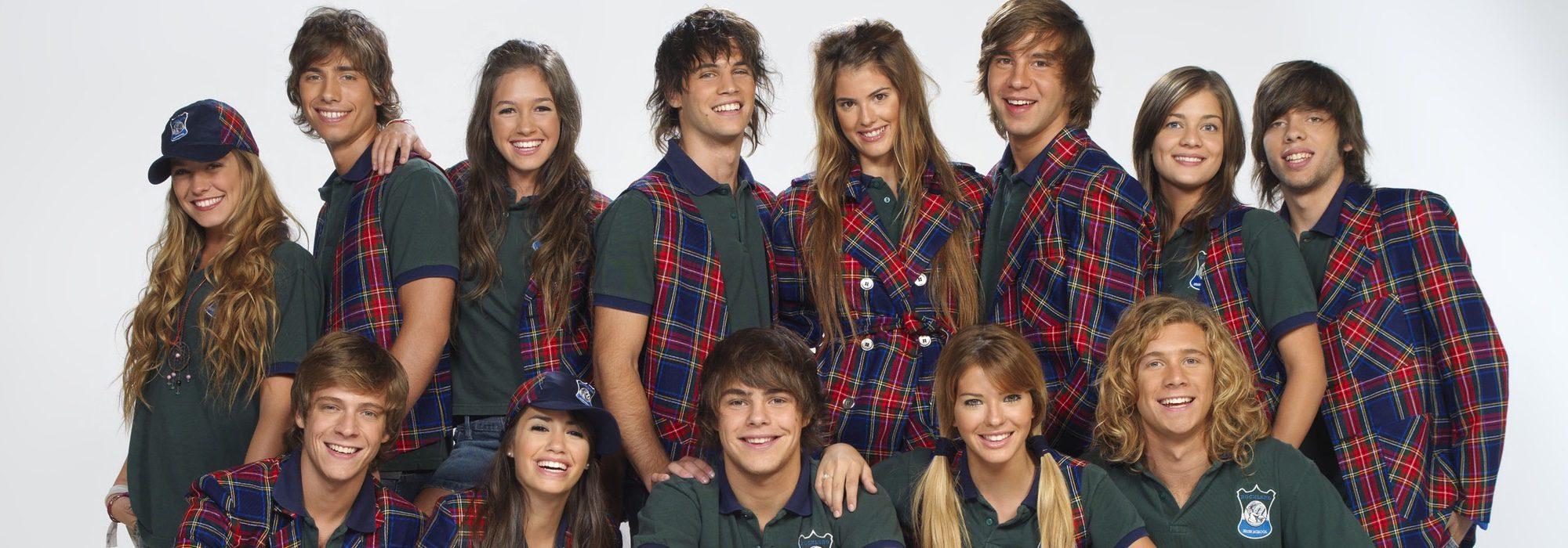 ¿Qué fue de los protagonistas de la telenovela 'Casi Ángeles'?