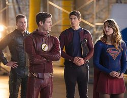 The CW confirma un verdadero crossover entre 'Arrow', 'The Flash',  'Legends of Tomorrow' y 'Supergirl'