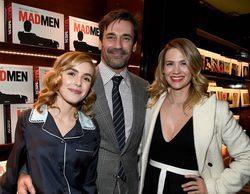 'Mad Men': el equipo de la serie se reúne dos años después de su final