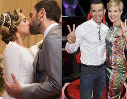 Antena 3 y Telecinco ya promocionan el regreso de 'Allí abajo' y 'La Voz Kids', respectivamente
