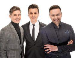 Eurovisión 2017 apuesta por primera vez en su historia por un trío masculino de presentadores