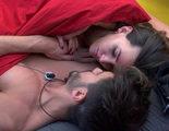 'GH VIP 5': Aylén y Marco dan rienda suelta a su pasión, tras los reproches, con un edredoning