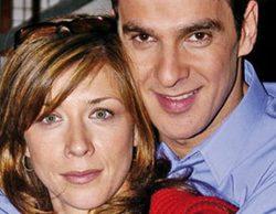 Eva Isanta se emociona con una foto de hace más de 20 años en la que aparece junto a Luis Merlo