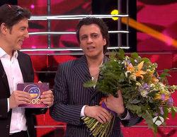 Blas Cantó gana la quinta edición de 'Tu cara me suena' y reparte su premio con Yolanda Ramos