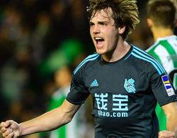 El partido entre el Betis y el Real Sociedad lidera con un 7,1% en Gol y 'LQSA' anota un 4,3% en FDF
