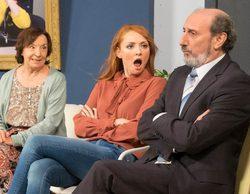 'Sé quién eres': Petra Martínez (Doña Fina en 'La que se avecina') interpreta a la madre de Ezequiel Cortés