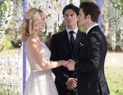 "'The Vampire Diaries' 8x15 Recap: ""We're Plannig a June Wedding"""