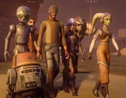 Disney XD encarga la cuarta temporada de la aclamada serie 'Star Wars Rebels'