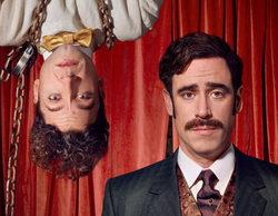'Houdini y Doyle' llega a Paramount Channel para tratar de resolver los crímenes más imposibles