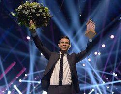 Robin Bengtsson se lleva el Melodifestivalen y representará a Suecia en Eurovisión 2017
