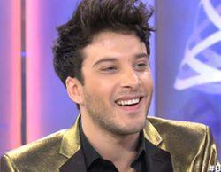 '¡Qué tiempo tan feliz!': Blas Cantó se marca un 'Tu cara me suena' imitando a varios cantantes
