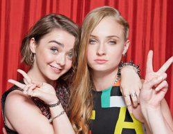 'Carpool Karaoke': Maisie Williams y Sophie Turner de 'Juego de tronos' participarán en el programa