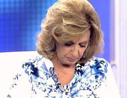 """'¡QTTF!': Terelu confirma que Mª Teresa Campos """"está mal"""" porque le han quitado el programa de los domingos"""