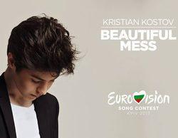 Kristian Kostov, la joven apuesta de Bulgaria para Eurovisión 2017
