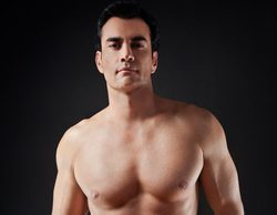 Se filtra una fotografía de David Zepeda ('Tres veces Ana') en la que aparece haciendo un desnudo integral