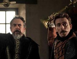 'El Ministerio del Tiempo': Víctor Clavijo (Lope de Vega) y Pere Ponce (Cervantes) vuelven en la 3ª temporada