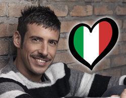 """Francesco Gabbani (Eurovisión 2017): """"La canción de Manel Navarro tiene un ritmo cautivador"""""""