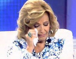 Telecinco cancela '¡Qué tiempo tan feliz!' y reduce las apariciones de María Teresa Campos en 'Sálvame'