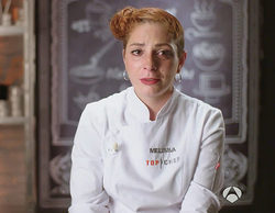 Melissa, cuarta expulsada de la cuarta temporada de 'Top Chef'