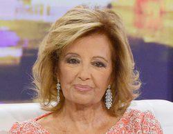 María Teresa Campos da el salto a la música tras la cancelación de 'Qué tiempo tan feliz'