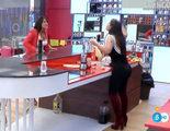 Aída Nízar ('GH VIP 5') se venga de Elettra Lamborghini y le babea su vaso de agua
