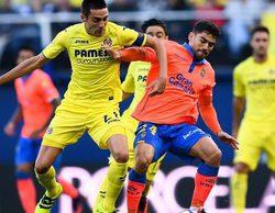 El partido entre Las Palmas y El Villarreal (5,4%) en Gol se lleva la noche y 'LQSA' vuelve a triunfar (4,2%)