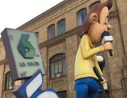Bertín Osborne, Telecinco, Cuatro y laSexta presentes en los ninots de las Fallas 2017 en Valencia