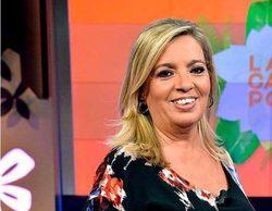 'Las Campos': Carmen Borrego abandona el plató del debate al sentirse discriminada