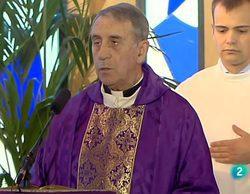 El debate sobre las misas que emite TVE se cuela en el sermón del día del padre