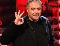 Antonio García Ferreras ('Al rojo vivo') echa una mano a Ana Gamar, la reportera que se quedó en blanco