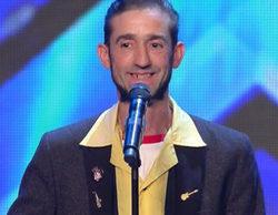 Antonio, 'El Tekila', ganador de la segunda edición de 'Got Talent España'