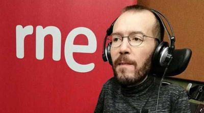 """Pablo Echenique (Podemos) contra la emisión de la Misa en TVE: """"Quién quiera puede verla en 13tv"""""""