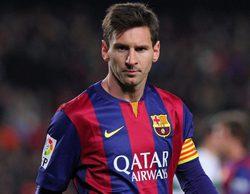 Leo Messi supera a Mariano Rajoy como la persona que más menciones recibe en los informativos