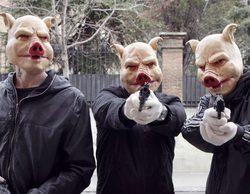 'Cuéntame un cuento' se hace realidad: roban el famoso Bellagio de Las Vegas con máscaras de cerdo