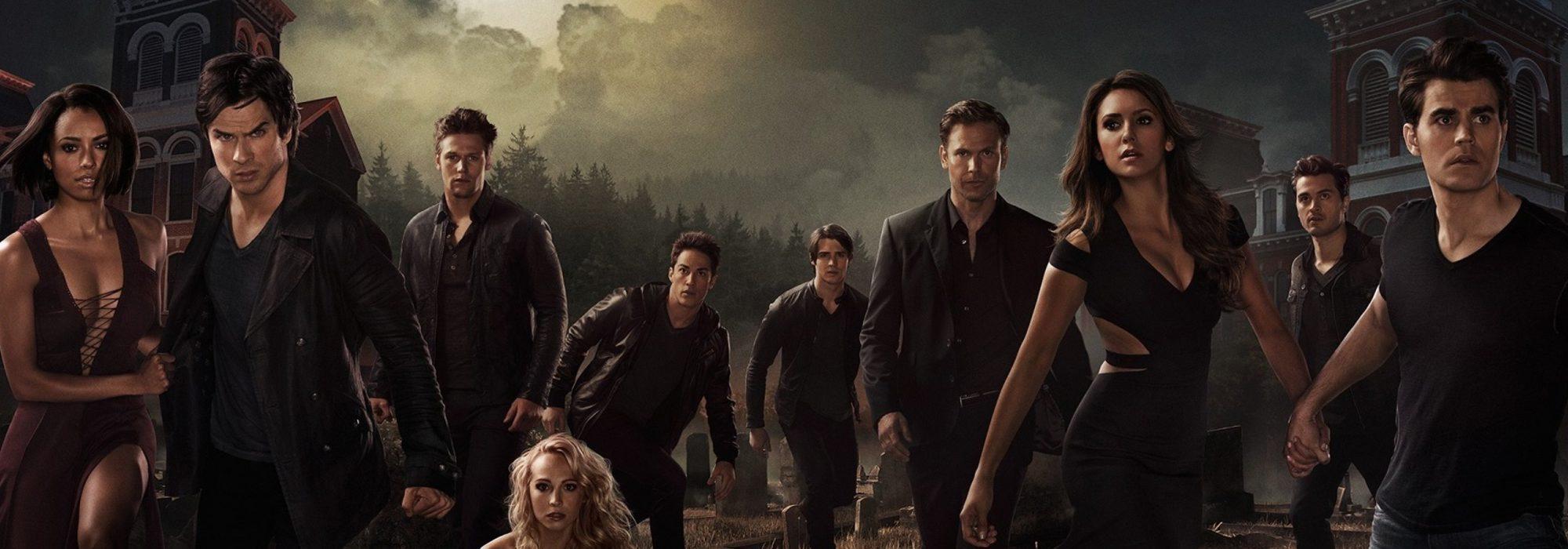 10 series con vampiros entre sus personajes