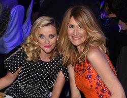 """'Big Little Lies': Laura Dern declara que su madre piensa que está siendo una """"zorra"""" con Reese Witherspoon"""