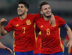El encuentro entre Italia - España lidera en DMAX con un 4%