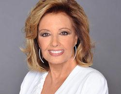 Mediaset España firma un contrato de larga duración con María Teresa Campos