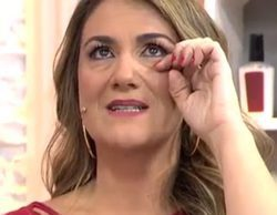 """Carlota Corredera ('Sálvame'), emocionada, anuncia su nuevo proyecto: """"El 18 de mayo publico mi primer libro"""""""