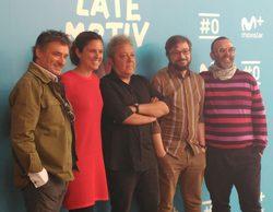 """'Late motiv' apoya a los jóvenes emigrantes en Manchester: """"Desde el humor se pueden decir muchas cosas"""""""