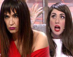 'Cámbiame': Natalia Ferviú y Cristina Rodríguez protagonizan una bronca monumental en plató a causa de un tuit