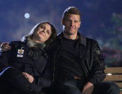 El capítulo final de 'Bones' consigue la mejor audiencia de la 12ª temporada de la serie