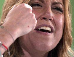 Susana Díaz lleva a 'Informativos Telecinco' a su peor audiencia en lunes del año
