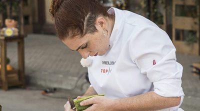 Melissa sale victoriosa de la repesca y vuelve como concursante a la cuarta edición de 'Top Chef'