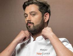 Manu se convierte en el nuevo expulsado de 'Top Chef' tras la revolución de Melissa