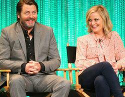 Amy Poehler y Nick Offerman preparan 'The Handmade Project', el nuevo proyecto no guionizado de NBC