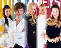 Elettra, Irma, Emma, Daniela y Alyson, finalistas de 'GH VIP 5'