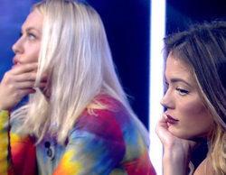 Daniela Blume y Alyson Eckmann protagonizan un desagradable desencuentro en la sala de expulsión